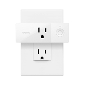 Belkin - Wemo Mini Smart Plug - White