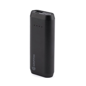 Griffin - Reserve Power Bank 5200 mAh - Black