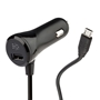 2.1A Car Charger Micro USB with Additional USB Port