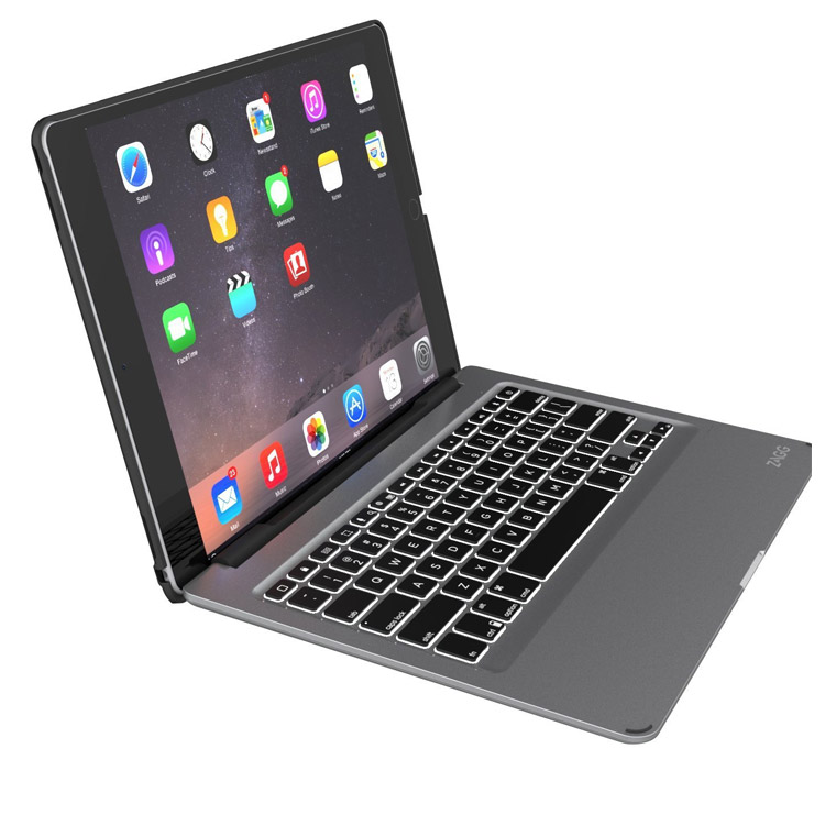 Zagg Slim Book Go Bluetooth Keyboard And Case For