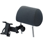 Smart Grip Car Seat Headrest Mount iPAD Tablet Gripper Holder - Black
