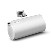 iWalk - LinkMe Plus Power Bank 3,300 for Micro USB Devices - White