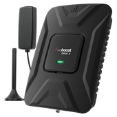 weBoost - Drive X Multi-Device Cellular Signal Booster - Black