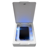 ZAGG - InvisibleShield UV Sanitizer - White