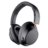Plantronics Backbeat Go 810 Wireless Active Noise-Canceling Headphones - Graphite Black