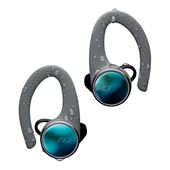 Plantronics Backbeat Fit 3100 True Wireless Sport Earbuds - Gray