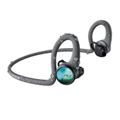 Plantronics Backbeat Fit 2100 Wireless Sport Headphones - Gray