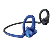 Plantronics Backbeat Fit 2100 Wireless Sport Headphones - Blue