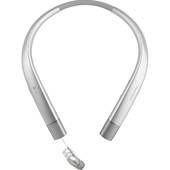 LG Tone Platinum HBS-930 In Ear Bluetooth Headset - Silver