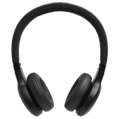JBL - LIVE 400BT On Ear Bluetooth Headphones - Black