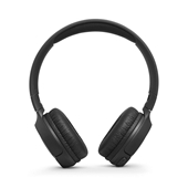 JBL - T Series T500BT On Ear Bluetooth Headphones - Black