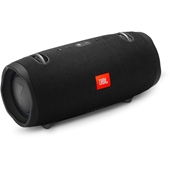 JBL - Xtreme 2 Waterproof Bluetooth Speaker - Black