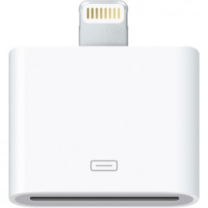 Apple Lighting 30 Pin Adapter