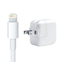 Apple OEM 10W AC Charger Plus Apple Certified 8-Pin Lightning Cable