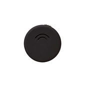 Orbit - Stick-On Bluetooth Tracking Device - Black