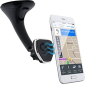 Naztech MagBuddy Wireless Charge Windshield Mount